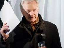 Readers choose Assange over Trump as Time's Person of the Year