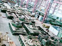 Defence manufacturing in India: Challenges to address