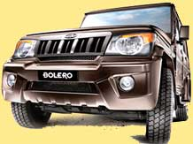Mahindra unveils new Bolero at Rs7.06 lakh
