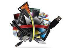 Gadgets image  via Shutterstock