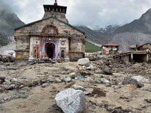 GSI calls for total face-lift around Kedarnath temple