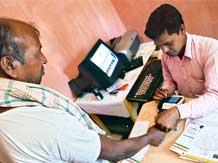 Ministries fight over Aadhaar linkage to small savings schemes