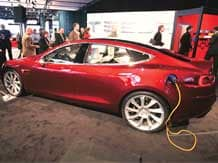 electric cars, Tesla
