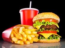 Fast food-burgers