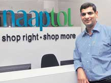 Manu Agarwal, founder and chief executive, Naaptol