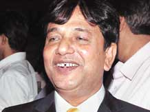 Sudipto Sen, former Chairman & MD of Saradha Group
