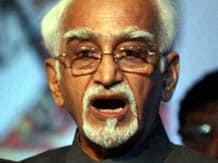 Hamid Ansari