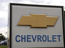 General Motors recalls Cruze to fix stalling engine
