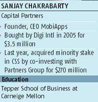 Behind acquisition, a pair of techies | Business Standard News