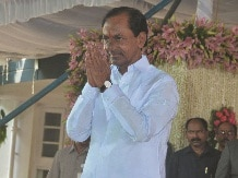 Hyderabad will become a truly global city: KCR