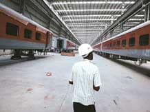 GE, Alstom get locomotive factories in Bihar