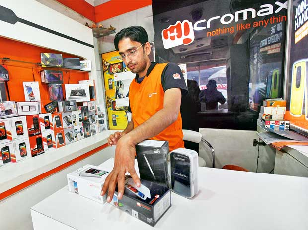 Micromax launches 'Bharat 5' for Rs 5,555