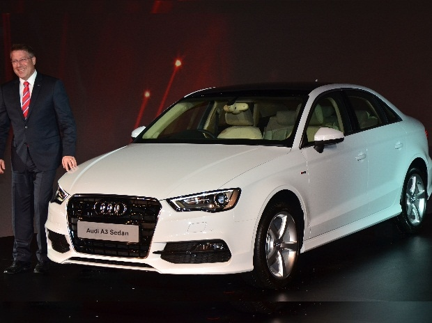 Audi launches A3 sedan, price starting at Rs 22.95 lakh | Business