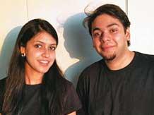 Founders Sukhmani Singh and Dhruv Raj Gupta
