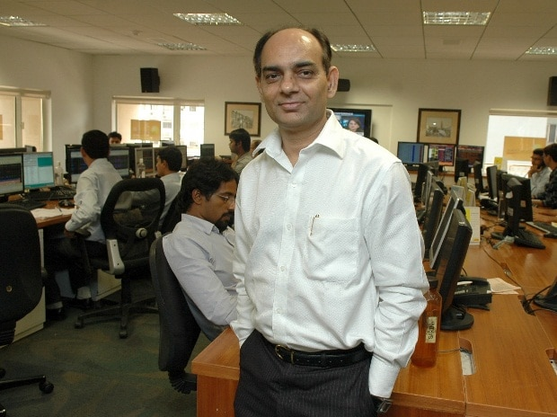 Motilal Oswal, chairman and managing director of Motilal Oswal Financial Services