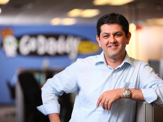 Rajiv Sodhi, vice president and managing director, GoDaddy India