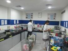 Intertek's toy testing laboratory in Gurgaon