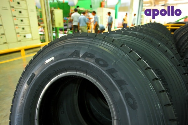 Photo Courtesy: Apollo Tyres