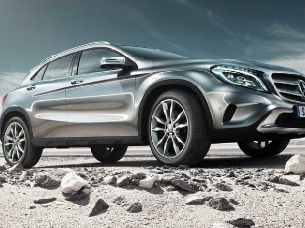 eyes suv segment launches gla class in india business standard news