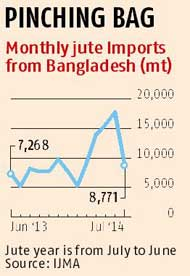 Jute mills mull anti-dumping case against imports from Bangladesh