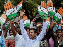 Congress calls for unification of secular forces - Business Standard