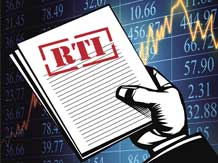 Political parties out of purview of RTI: Election Commission