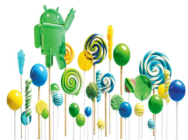 Why Android Lollipop takes the cake