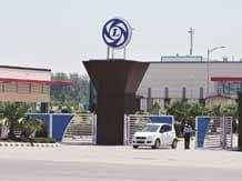 Ashok Leyland's Pantnagar plant in Uttarakhand