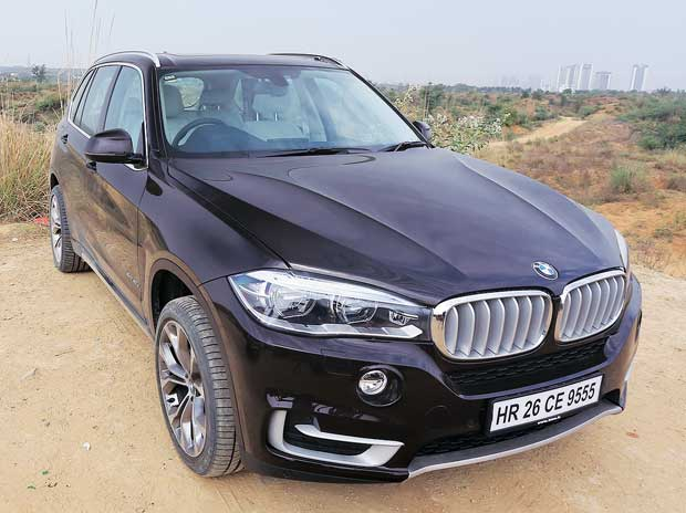 The Bmw X5 S City Adventures Business Standard News
