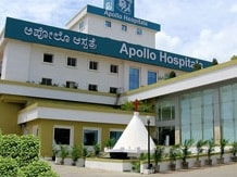 Apollo Hospital at Bengaluru