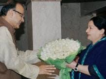 Arun Jaitley, Jayalalithaa