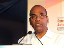 Anant Geete (File photo)