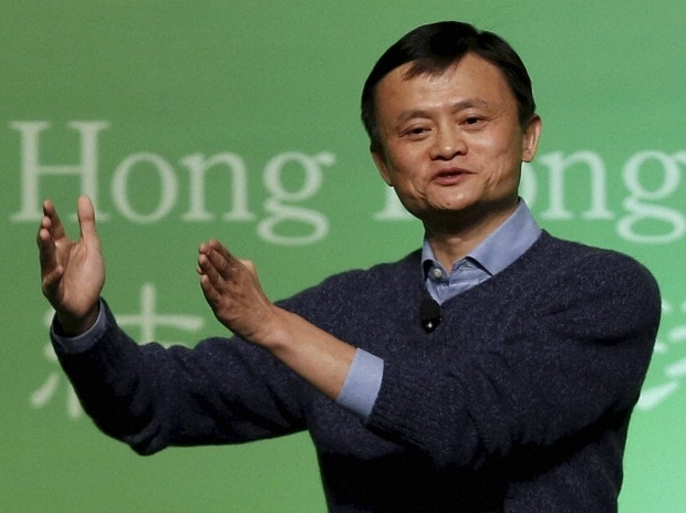 Alibaba Group Executive Chairman Jack Ma