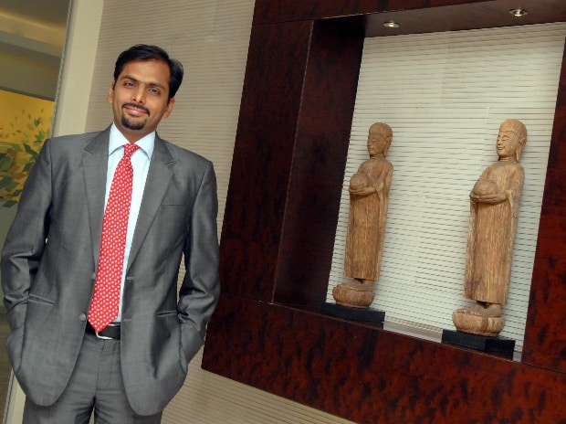 Vikas Khemani, President and CEO, Edelweiss Securities (pic: Kamlesh Pednekar)