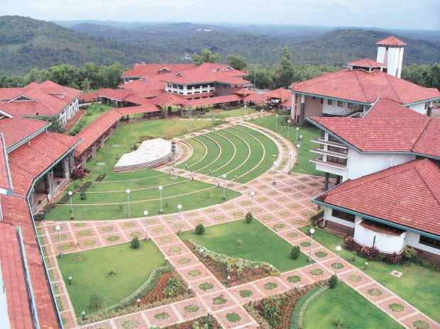 The IIM-Kozhikode campus in Kerala