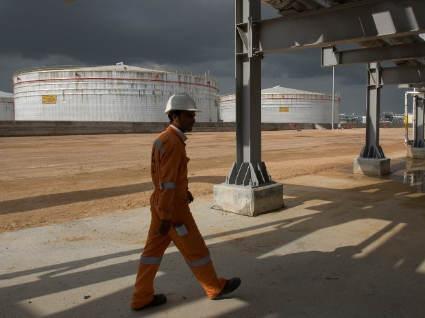 A picture of Mangala oil field (pic courtesy: ...