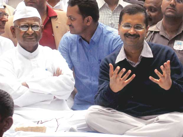 MCD results: Kejriwal's quest for power behind AAP loss, says Anna Hazare