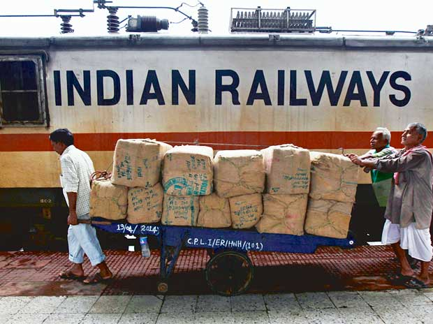 Railways to receive first tranche of Rs 2,000 cr from LIC today
