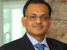 Hemant Kanoria, CMD, Srei Infrastructure Finance Ltd