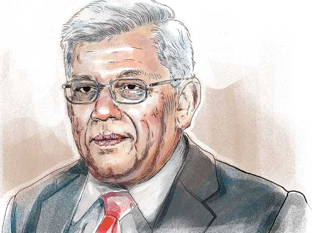 When friends had to pay for Deepak Parekh's party!
