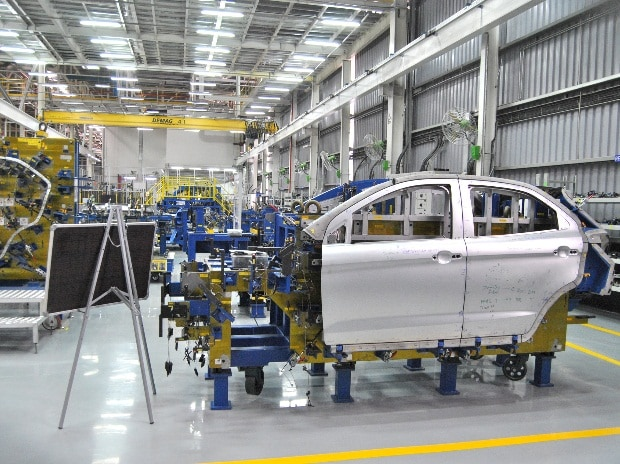 Ford Opens Sanand Plant To Triple Exports From India Business