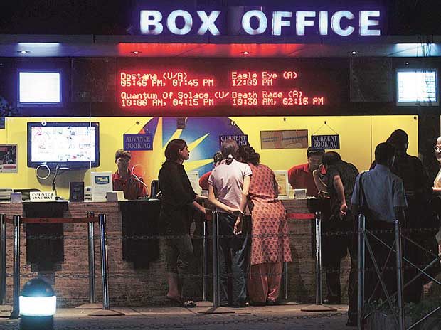 India's box office growth runs into a screen problem