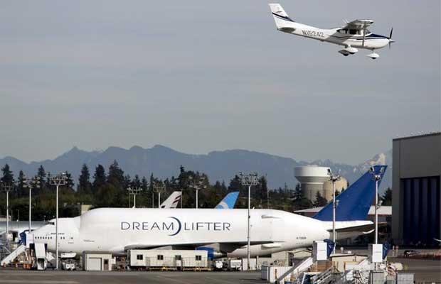 Bharat Forge gains on bagging order from Boeing
