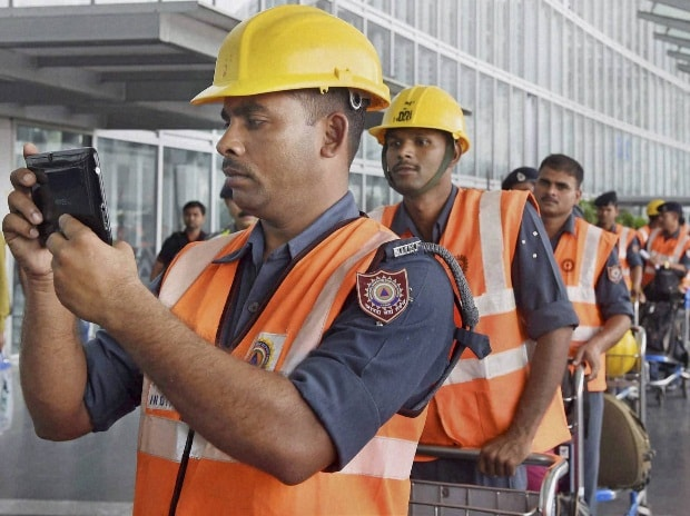 Representative image for NDRF officers