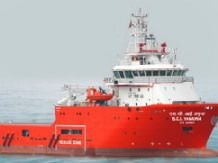 Shipping Corporation of India ship
