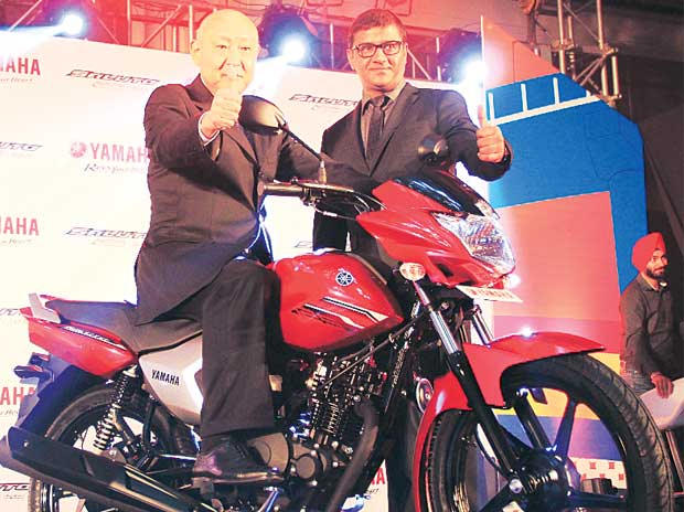 Yamaha gears up to compete for the rural market | Business