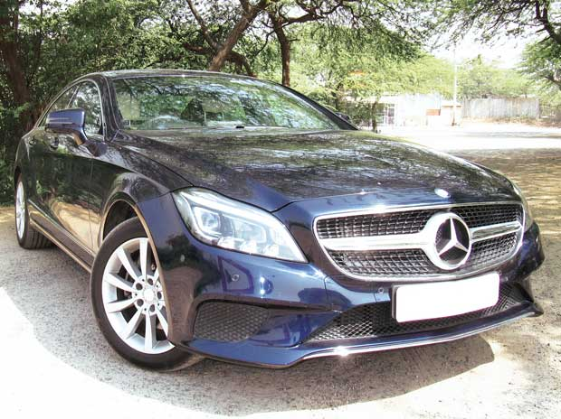 Mercedes benz cls 250 cdi buzz creator business for Mercedes benz creator