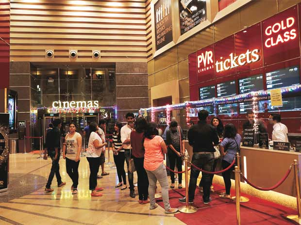 PVR earmarks up to Rs 250 cr capex for FY17