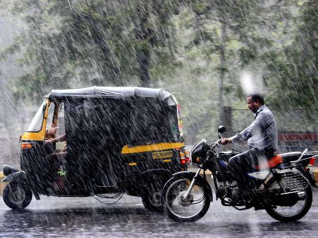 Monsoon, Rainfall