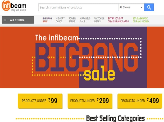 Infibeam to hit markets on March 21; to mop up Rs 450 cr via IPO